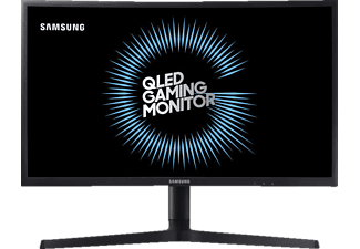samsung monitor c27fg73 led curved 27 zoll full hd. Black Bedroom Furniture Sets. Home Design Ideas