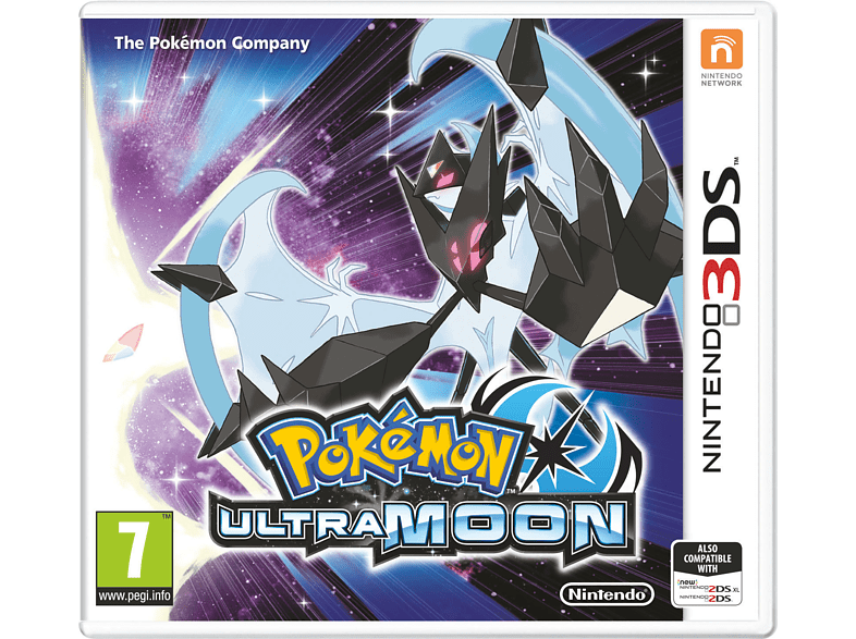 Pokemon Ultra Moon Nintendo 3DS gaming φορητές κονσόλες games 2ds  3ds