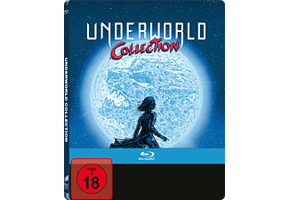 Underworld 1-5 - (Blu-ray)