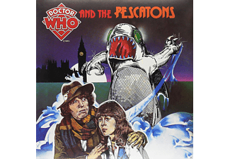 Various - Doctor Who And The Pescatons...(Gtf.Coloured 2LP) - (Vinyl)