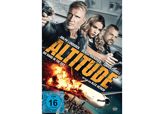 Altitude - Die Hard in the Sky - (DVD)