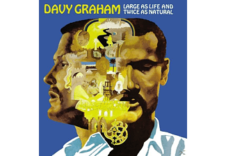 Davy Graham - Large As Life And Twice As Natural - (CD)