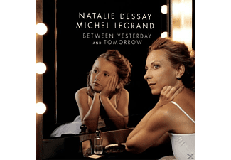 Natalie Dessay - Between Yesterday and Tomorrow (A Woman's Life) - (CD)