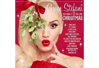Gwen Stefani - You Make It Feel Like Christmas (White Vinyl) [Vinyl]