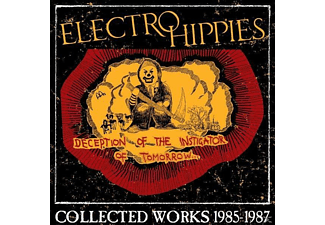 Electro Hippies - Deception Of The Instigator Of Tomorrow - (CD)