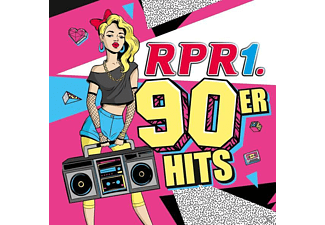 VARIOUS - RPR1-90er Hits [CD]