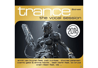 VARIOUS - Trance: The Vocal Session 2018 [CD]