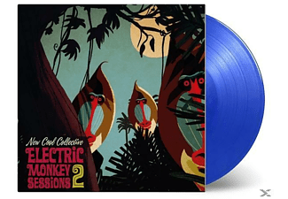 New Cool Collective - Electric Monkey Sessions 2 (LTD Blue Vinyl) - (Vinyl)