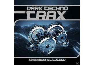 VARIOUS - Dark Techno Trax - (CD)