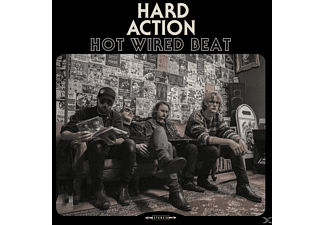 Hard Action - Hot Wired Beat - (Vinyl)
