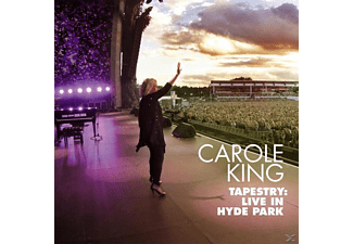 Carole King - Tapestry: Live In Hyde Park - (Vinyl)