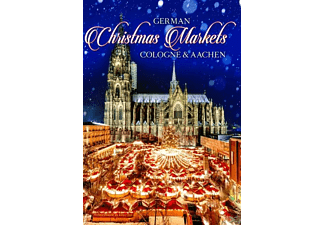 GERMAN CHRISTAMS MARKETS - (DVD)