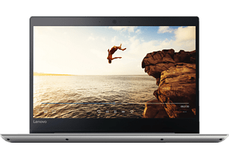 LENOVO IdeaPad 320S, Notebook mit 14 Zoll Display, Core™ i3 Prozessor, 8 GB RAM, 256 GB SSD, Intel HD-Grafik 620, Mineral Grau