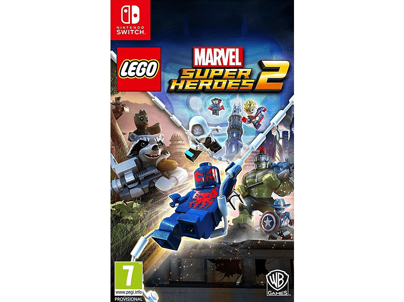 Lego Marvel Superheroes 2 Nintendo Switch gaming games switch games