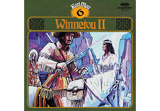 Karl May - Karl May Klassiker-Winnetou 2 Folge 6 - (CD)
