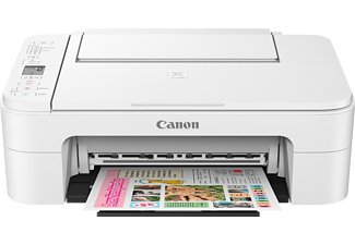 Canon PIXMA TS3151 Multifunctionele inkjetprinter Printen, Scannen, Kopiëren WiFi
