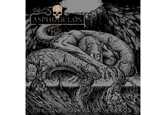 Asphodelos - The Five Rivers Of Erebos - (CD)