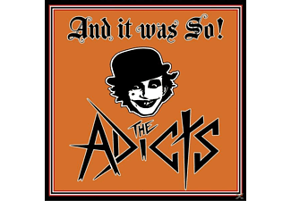 The Adicts - And It Was So! - (CD)