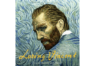 Clint Ost/mansell - Loving Vincent - (Vinyl)