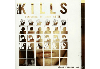 The Kills - Black Rooster EP - (EP (analog))