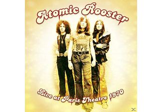 "Atomic Rooster - Live At Paris Theatre (10"") - (Vinyl)"