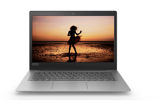 LENOVO IdeaPad 120S, Notebook mit 14 Zoll Display, Pentium® Prozessor, 4 GB RAM, 256 GB SSD, HD-Grafik 505, Mineral Grey