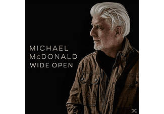 Michael McDonald - Wide Open - (LP + Download)
