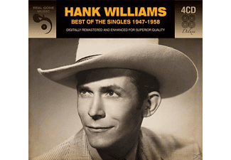 Hank Williams - Best Of The Singles 1947-1958 - (CD)