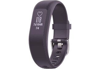 GARMIN VIVOSMART 3 HR/V REP S/M PURPLE