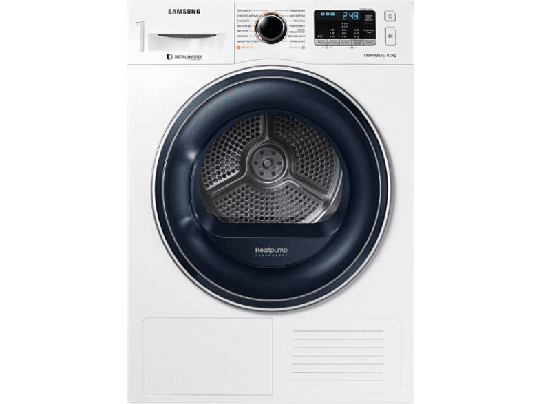 SAMSUNG DV80M52103W/LV οικιακές συσκευές στεγνωτήρια στεγνωτήρια ρούχων