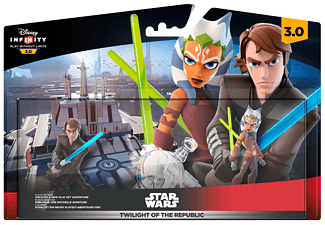DISNEY INFINITY (FIGUREN) Disney Infinity 3.0 Play Set Twilight of the Republic Spielfiguren