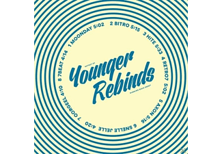 Younger Rebinds - Retro7 EP (2x12'') - (Vinyl)