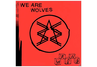 We Are Wolves - Wrong - (CD)