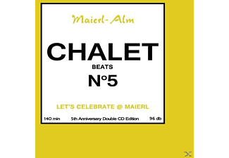 VARIOUS - Chalet Beats No.5 (5th Anniversary) - (CD)