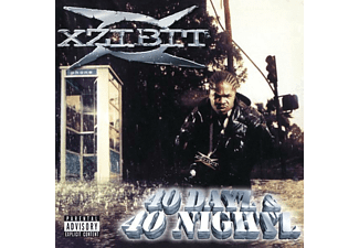 Xzibit - 40 Dayz & 40 Nightz - (CD)