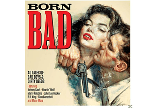 VARIOUS - Born Bad - (CD)