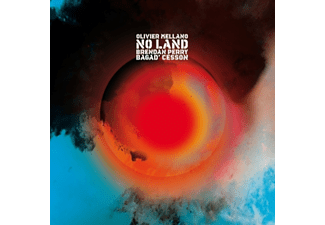Olivier Mellano, Brendan Perry - No Land (CD)