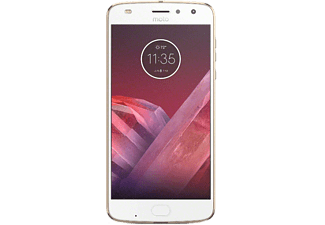 MOTO Z2 PLAY 4/64GB DUAL SIM - FINE GOLD