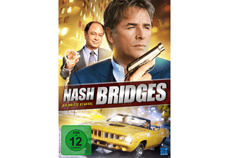 Nash Bridges - Staffel 3 (Folge 32-54) - (DVD)