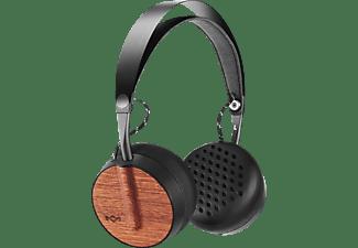 on-ear bluetooth koptelefoon Buffalo soldier BT zwart-hout