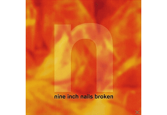 "Nine Inch Nails - Broken EP (Limited 7""+12"" LP) - (Vinyl)"