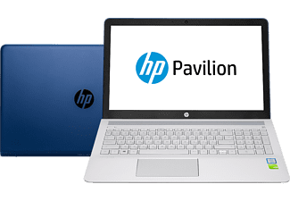 "HP Pavilion 15-cc509nh kék notebook 2GP97EA (15.6"" Full HD/Core i5/8GB/128GB SSD+1TB HDD/940MX 4GB/DOS)"