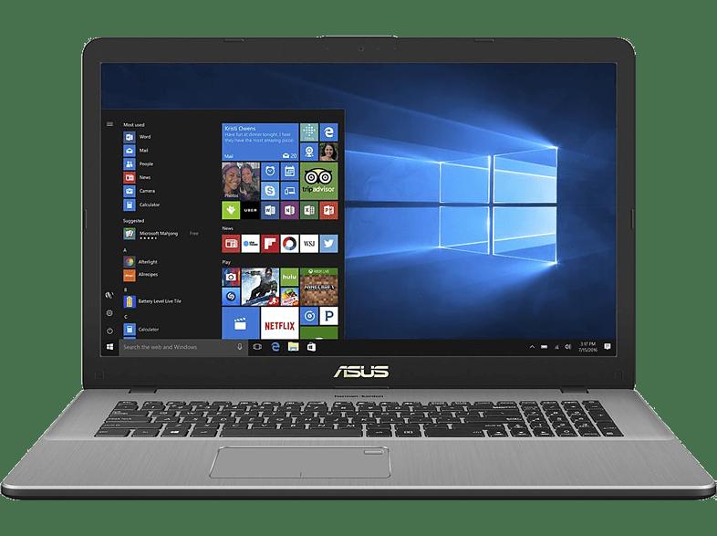 ASUS VivoBook Pro N705UN-GC071T Intel Core i7-8550U/ 8GB/128GB SSD/1 TB HDD/ GeF