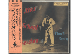 Chuck Berry - After School Session (Japán Kiadás) (CD)