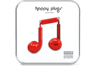 HAPPY PLUGS Earbud Plus Rood