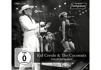Kid Creole & The Coconuts - Live At Rockpalast 1982 - (CD + DVD Video)