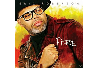 Eric Roberson - Fire - (CD)