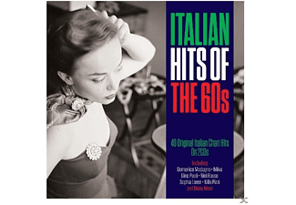 VARIOUS - Italian Hits Of The 60's - (CD)