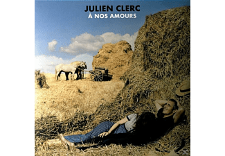 Julien Clerc - Album Julien Clerc 2017 - (LP + Bonus-CD)