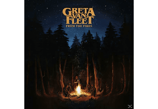 Greta van Fleet - From the Fires [CD]